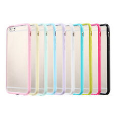 Ultra Thin Slim Shockproof Soft Bumper Cover Back Case for iPhone 5 6 7 Finest
