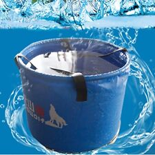 20LUltra-Large Capicity Foldable Water Bucket Outdoor Travel Camping Wash Bucket