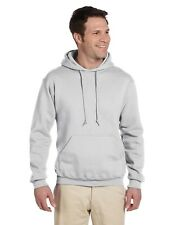 New Jerzees Mens SuperSweats Pullover Hoody Sweatshirt Big Sizes Only