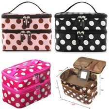 Cosmetic Beauty Makeup Bag Case Organizer Holder Handbag Travel Toiletry Fast