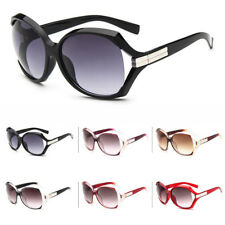 Retro Big Style Womens Vintage Shades Oversized Designer Sunglasses Eyewear hgv8