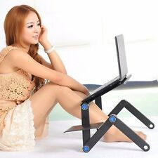 The Relax Desk Portable 360 Degree Adjustable Laptop Notebook Table Stand new