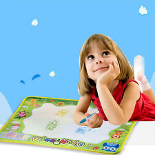 Water Drawing Painting Writing Mat Board Magic Pen Doodle Gift