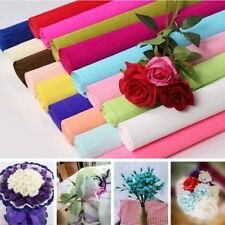 DIY Crepe Paper Birthday Wedding Party Supplies Decoration Paper Streamer Roll