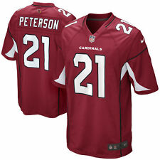 Authentic Nike NFL Game Edition Arizona Cardinals Patrick Peterson #21 Jersey