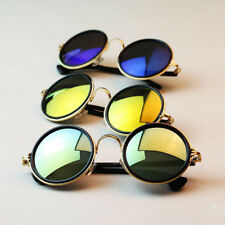 Classical Fashion Women Men Retro Sunglasses Round Vintage Eyewear Glasses UV400