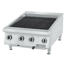 Garland GTBG60-NR60, 60-Inch Wide Heavy-Duty Gas Counter Char-Broiler with Non-A