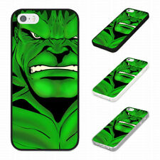 AWESOME HULK MARVEL GREEN MONSTER Rubber Phone Case Cover Fits Iphone Models