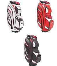 Eagole Sports Super Lite E-10  (10 Inch / 14 Way Top) Cart Bag Black White Red