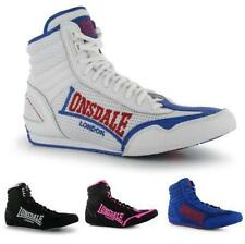 Lonsdale Contender Mens Boxing Boots Fight Training All sizes UK 7-13, EU 41-48