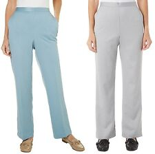 Alfred Dunner Womens Pants Northern Lights size 14 16 18 18P 16W 20W 22W NEW