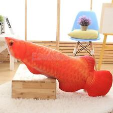 Fish Shape Home Decor Throw Pillow Decor Cushion Back Supporting Pillow Pet Toy