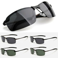 Polarized Mens Aviator Sunglasses UV400 Outdoor Sports Driving Glasses Shades y0