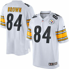Authentic Nike NFL 2017 Limited Edition Pittsburgh Steelers Antonio Brown Jersey