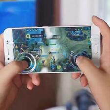 Mobile Game Joystick Phone Game Controller Handle for iPhone Android Tablets