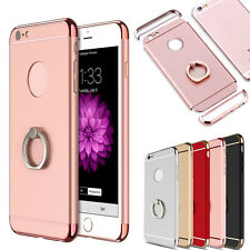 Luxury Armor Ring Stand Holder Hard Back Cover Case For Apple iPhone 6 6s Plus