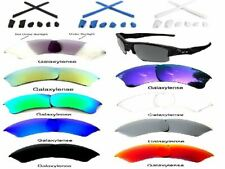 Galaxy Replacement Lenses For Oakley Half Jacket XLJ Multi-Color Polarized