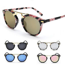 Lady Womens Retro Fashion Designer Sunglasses Flower Eyewear Eye Glasses Shades