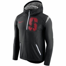 Limited Edition Nike 2017 Stanford Cardinal Sideline Fly Rush Half-Zip Jacket