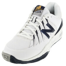 NEW BALANCE | Mens 1006 D Width Tennis Shoes White | MC1006BWD-S17