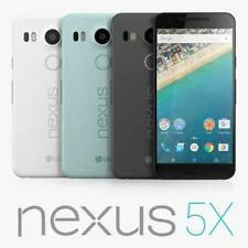 "New in Sealed Box LG Nexus 5X 16/64GB H790 5.2"" Unlocked Smartphone AT&T T-MOB."