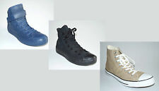 100% Converse All Star Classic High Men's Women's Shoes Leather Canvas Chucks