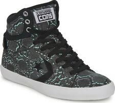 Converse All Star 142187 Shoes Men Women Unisex Black High Tops Sneakers Boots