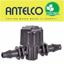 Antelco Valve Micro Irrigation 4mm Barbed Adjustable hozelock compatible tube