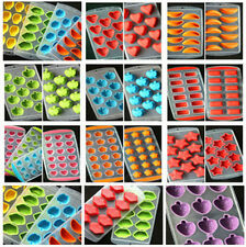 Silicone Ice Ball Cube Tray Freeze Bar Jelly Pudding Chocolate Mold Maker 52hh X