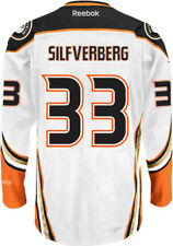 Jakob Silfverberg Anaheim Ducks NHL Away Reebok Premier Hockey Jersey