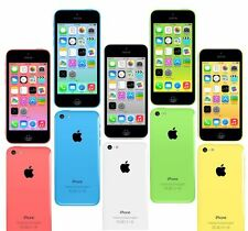 Apple iPhone 5C 16GB 32GB Unlocked Smartphone Mobile Phones Excellent Condition