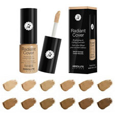 Absolute Radiant Cover Brightening Concealer Coverage Skin Natural Face Makeup