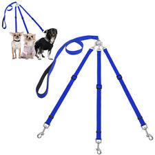 3 In 1 No Tangle Nylon Dog Pet Puppy Leash Adjustable with Padded Handle Quality