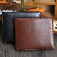 New Fashion Portfolio Men Leather Wallets Famous Brand Luxury Male Short Wallet