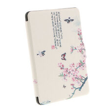 Flip Protective Case Skin Cover PU Leather Fit for Amazon Kindle Paperwhite
