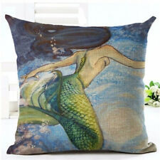 Sofa Pillow Case Cotton Linen Fashion Throw Cushion Cover Home Sofa Bed Decor