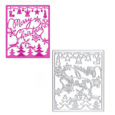 Xmas Halloween Metal Cutting Dies Stencil DIY Scrapbook Decor Embossing Crafts