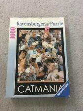 Ravensburger Puzzle 1000 pieces Cats Catmania