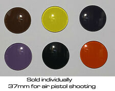 37 mm Shooting glasses filter for Pistol shooting  -> 6 colors available