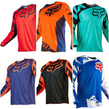 Motocross Jersey FOX  2017 11 Colors Extreme Sports Off Road Clothing Quick Dry