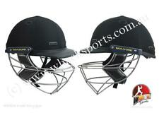 Masuri Vision Series X-line Cricket Helmet in Black, Green, Maroon