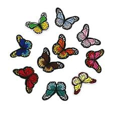 Embroidered Sew Iron Applique Badge Craft On Clothes Transfer Fabric Patches