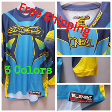 Motocross Racing Jersey ONEAL ELEMENT Series 2018 Off Road Clothing Quick Dry MX