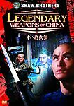 Legendary Weapons of China (DVD, 2007) USED