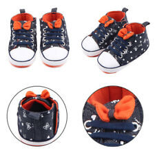 Sneakers Canvas Shoes Crib Prewalker Casual Shoes Baby Boys Toddler