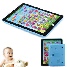 Kids Children Learning Pad Toy Educational Computer Tablet with English Chinese