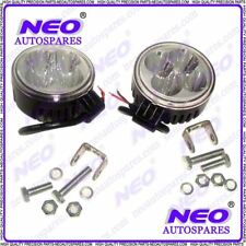 New Boat Off Road 4 Led Spot Fog Lamp Cree Light For Motorcycle, Car