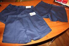 VTG Deadstock CAMPUS PRO-ACTION Navy Blue SHORTS Sz 38 GOLF Tennis NOS New w TAG
