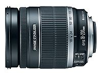Canon EF-S IS 18-200mm f/3.5-5.6 IS Telephoto Lens