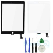 White Black Glass Touch Screen Digitizer For iPad 6/ iPad Air 2 2nd 6 GEN A1566